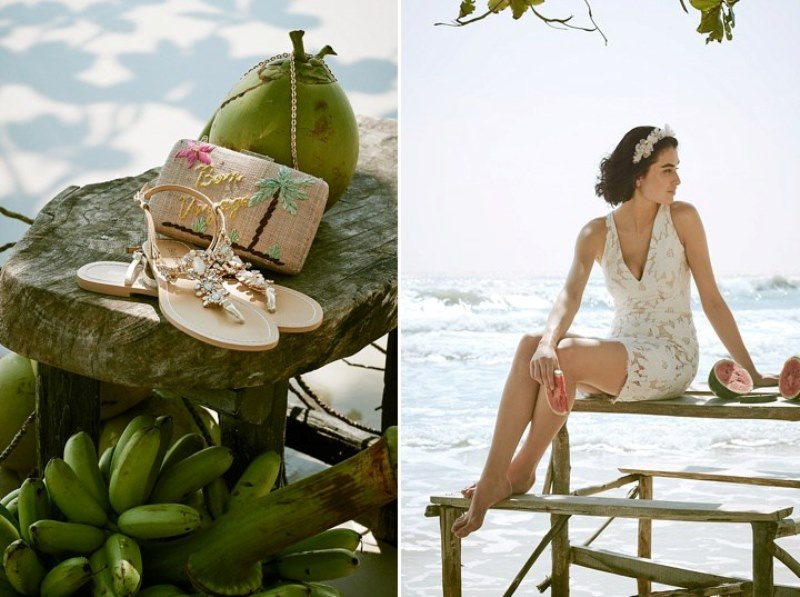 Picture Of sensuous yet comfy bhldn honeymoon outfits collection  5