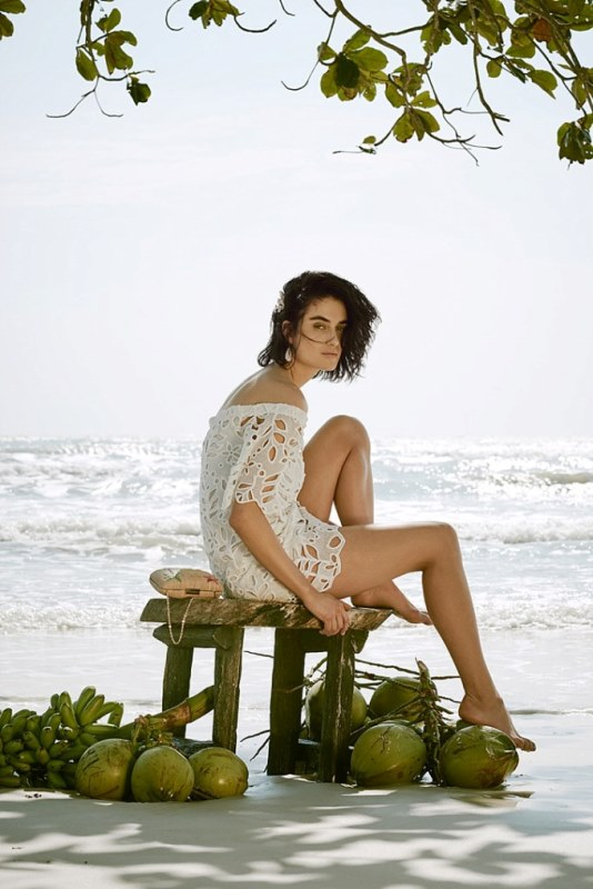Picture Of sensuous yet comfy bhldn honeymoon outfits collection  7