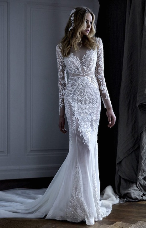 Sumptuous Pallas Couture Bridal 2016 Collection
