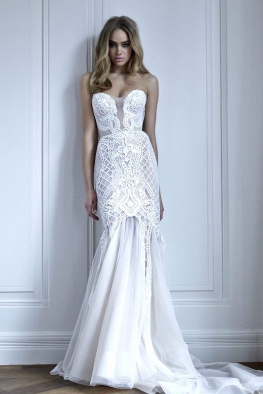 Sumptuous Pallas Couture Bridal 2016 Collection