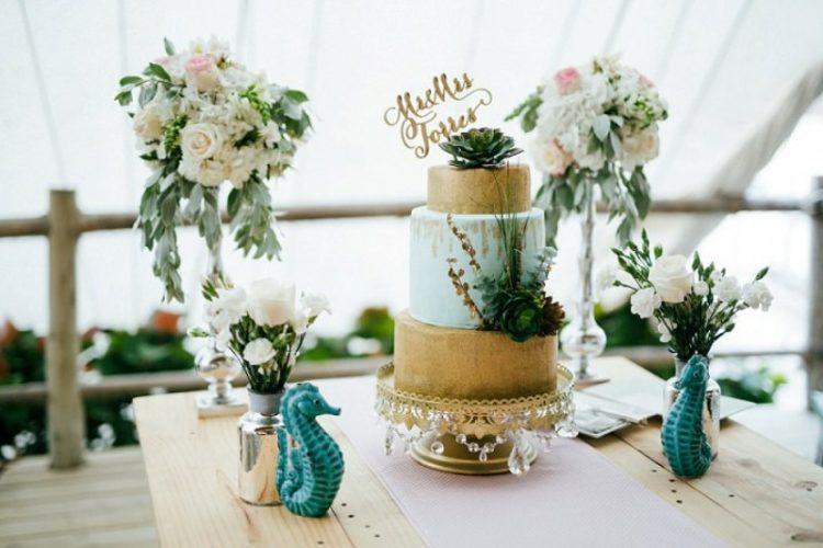 Rustic Glam Beach Destination Wedding in Punta Cana