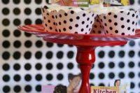 23 Retro Housewife Bridal Shower Ideas 1