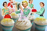 23 Retro Housewife Bridal Shower Ideas 12