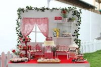 23 Retro Housewife Bridal Shower Ideas 16