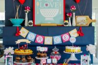 23 Retro Housewife Bridal Shower Ideas 23
