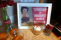 23 Retro Housewife Bridal Shower Ideas 6