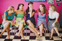 23 Retro Housewife Bridal Shower Ideas 9