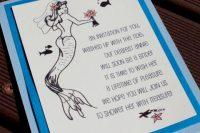 24 Fantastic Mermaid Bridal Shower Ideas 16
