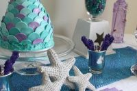 24 Fantastic Mermaid Bridal Shower Ideas 23