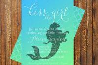24 Fantastic Mermaid Bridal Shower Ideas 8