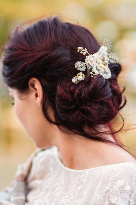 Elegant Bridal Hairstyles For Modern, Chic Looks recommend