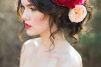 26-chic-messy-chignon-wedding-hairstyles-16