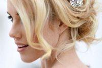 26-chic-messy-chignon-wedding-hairstyles-19