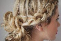 26-chic-messy-chignon-wedding-hairstyles-21