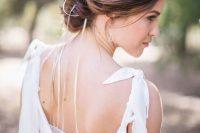 26-chic-messy-chignon-wedding-hairstyles-23