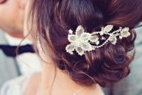 26-chic-messy-chignon-wedding-hairstyles-6