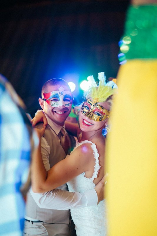 Rustic Glam Beach Destination Wedding in Punta Cana