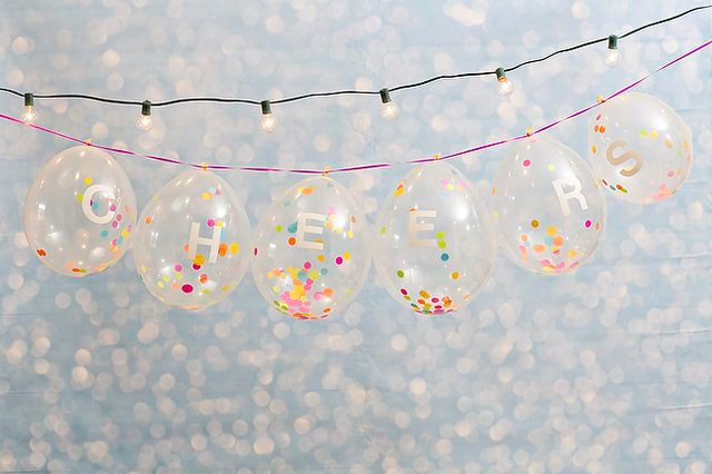Picture Of Colorful DIY Confetti For Wedding Ceremonies 4
