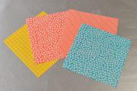 Colorful DIY Origami Wedding Wishes 4
