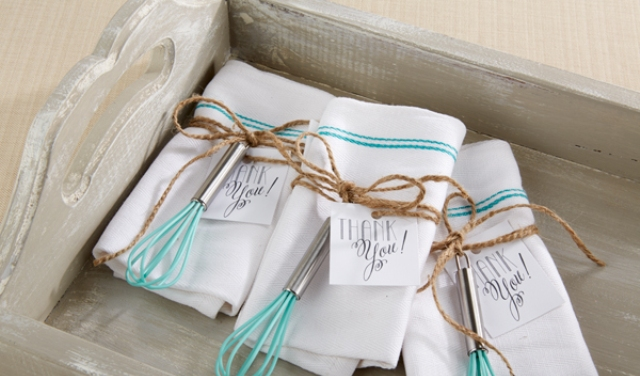 cooking themed bridal shower favors