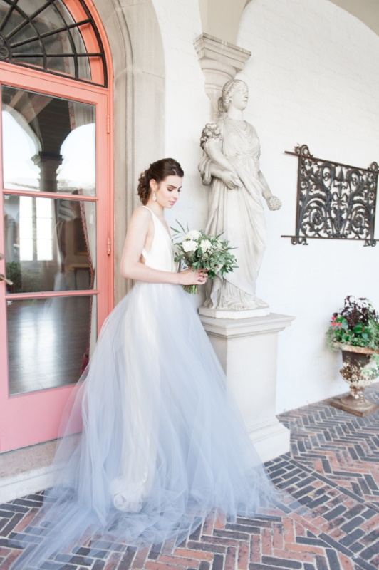 Ethereal Serenity Wedding Gown By Alyssa Kristin Bridal