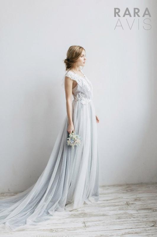 Gentle Polka Dot Serenity Dress By Rara Avis