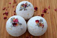 How to make Natural Rose, Lavender,