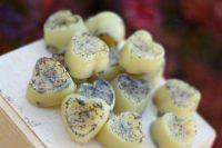 Honey Lavender Homemade Relaxing Bath Melts