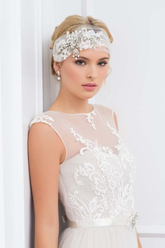 Exquisite Wendy Makin 2016 Bridal Couture Collection