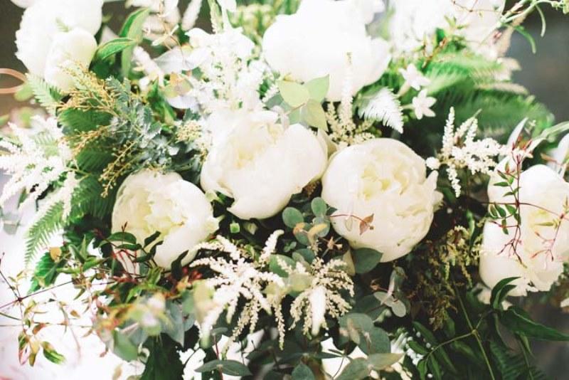 Picture Of marble metallics glamorous wedding shoot  13