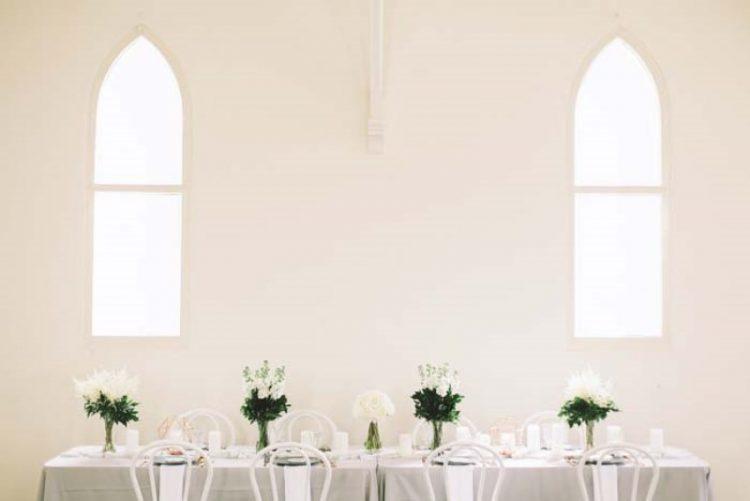 Marble And Metallics Glamorous Wedding Shoot