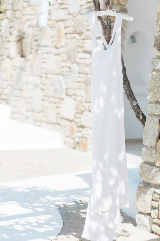 Picture Of modern breezy blue pink white grecian wedding shoot  18
