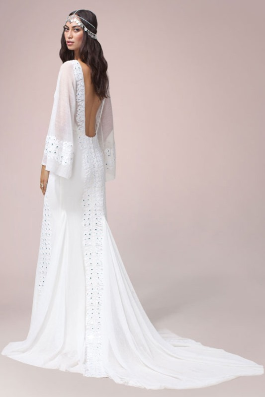Boho Wedding Dress Collection – Rue De Seine 'The Nomadic Love'