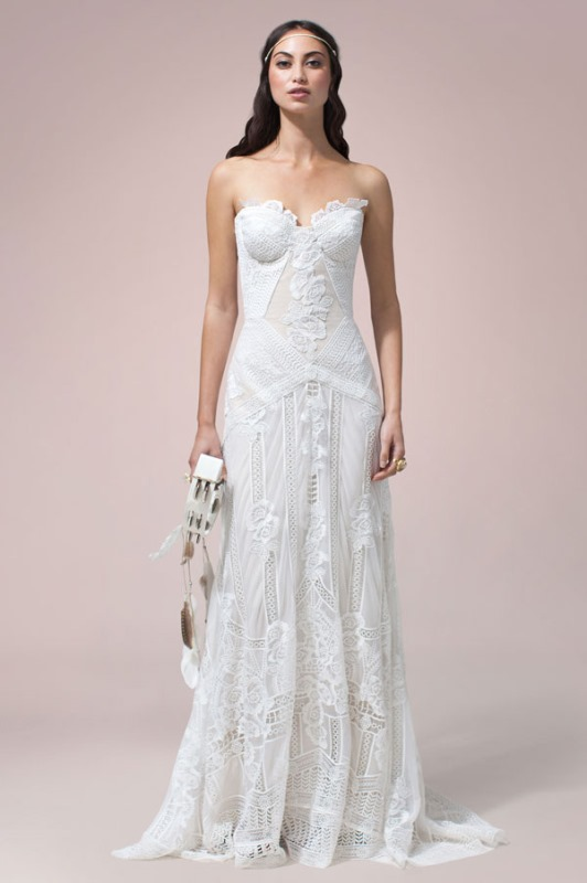 boho wedding dress collection rue de seine 39 the nomadic