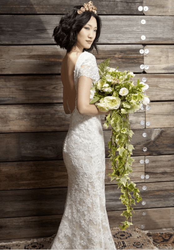 Stunning Bridal Dresses – 'A Moment In Time' Collection From Ivy & Aster