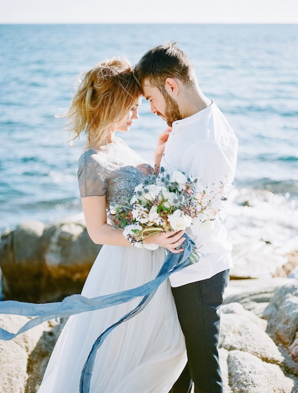 Utterly Romantic And Sensuous Spanish Destination Wedding