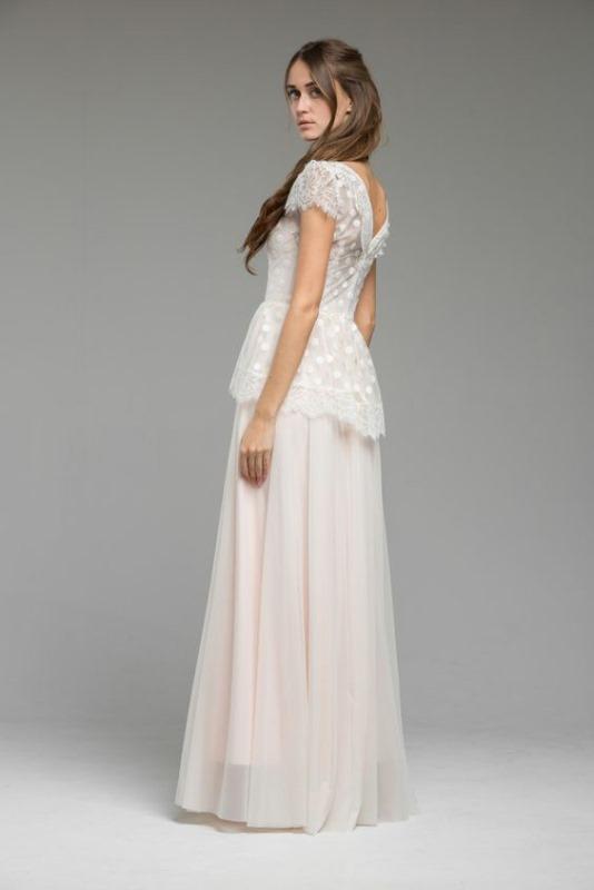 Vintage Boho 'The Flowers Of The Valley' Wedding Dresses By Katya Katya Shehurina