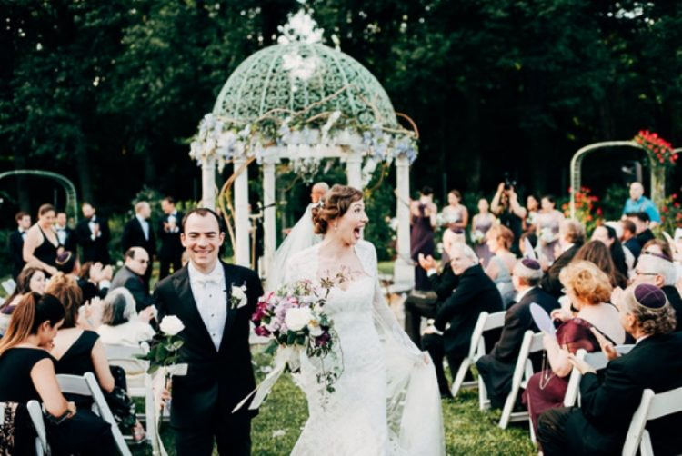 "Vintage ""Downton Abbey"" Inspired Real Wedding"