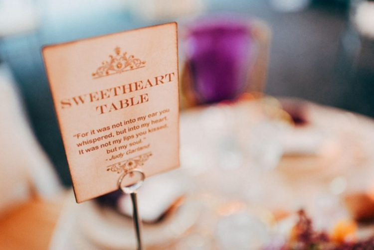 """Vintage """"Downton Abbey"""" Inspired Real Wedding"""