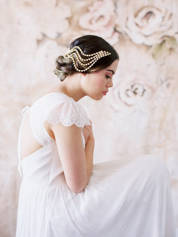 Vintage-Inspired Bridal Adornments Collection From Danani
