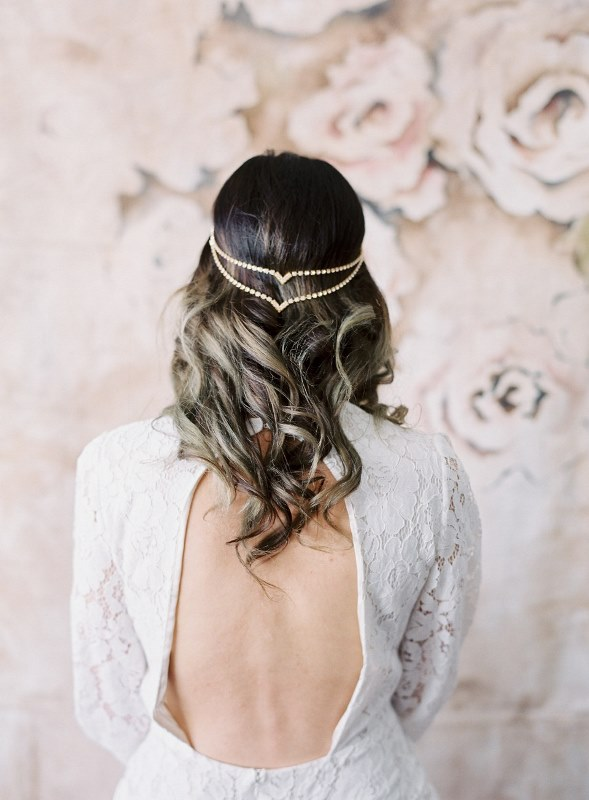 Vintage Inspired Bridal Adornments Collection From Danani