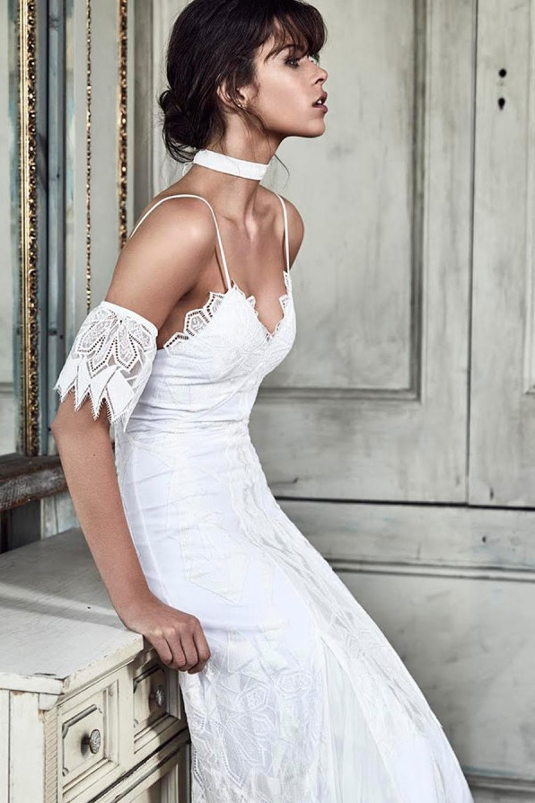 Unique Boho Chic Wedding Dresses From Grace Loves Grace
