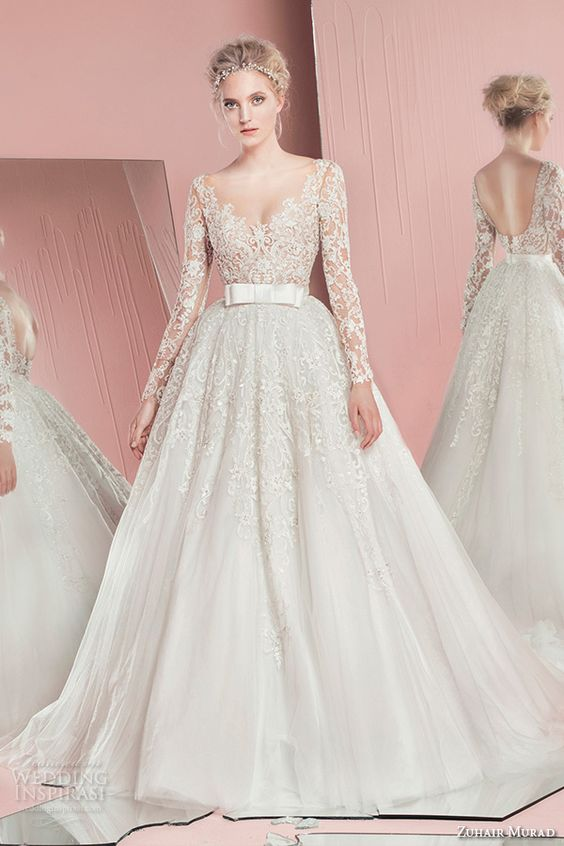 Best Wedding Dresses For Body Type