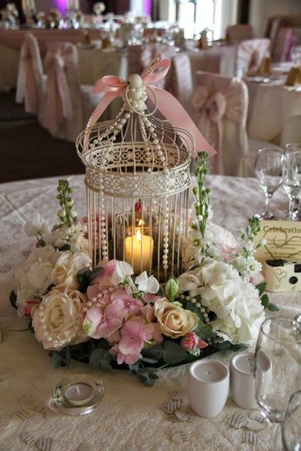 birdcage wedding decorations 22 ideas to incorporate birdcages into your 1727