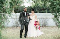 Bright And Modern NYC Wedding 7
