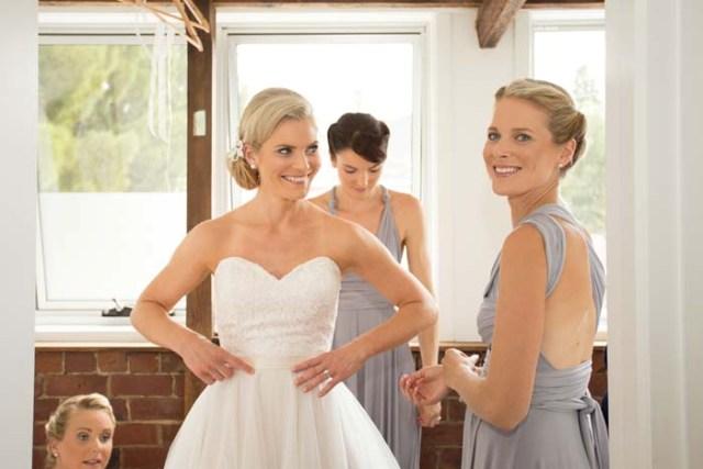 Classic And Elegant Tasmanian Wedding