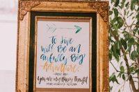 Fairy Peter Pan Inspired Wedding 16