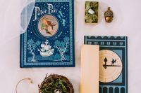 Fairy Peter Pan Inspired Wedding 2