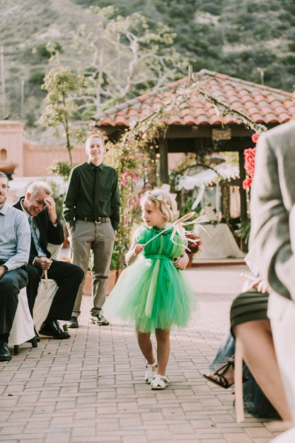Picture Of Fairy Peter Pan Inspired Wedding 6