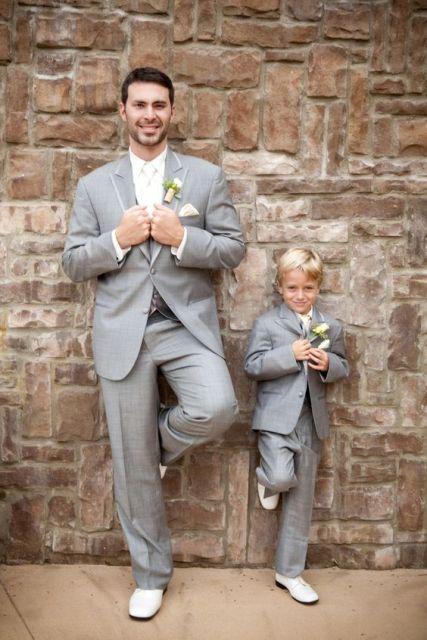 Boho Wedding Ring Bearer